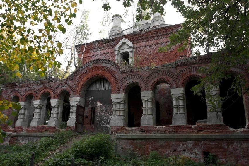 Всехсвятская церковь (Плавск)