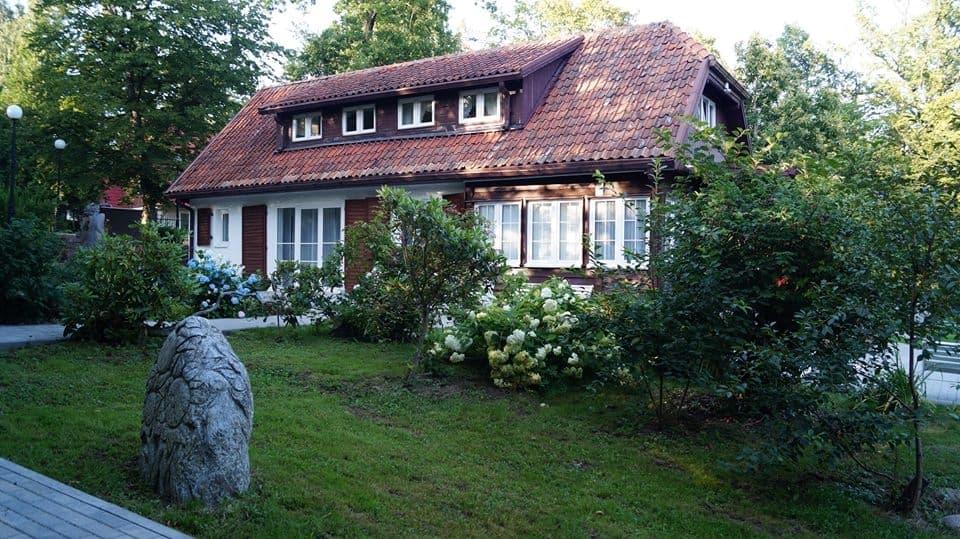 Дом-музей скульптора Германа Брахерта (Светлогорск)