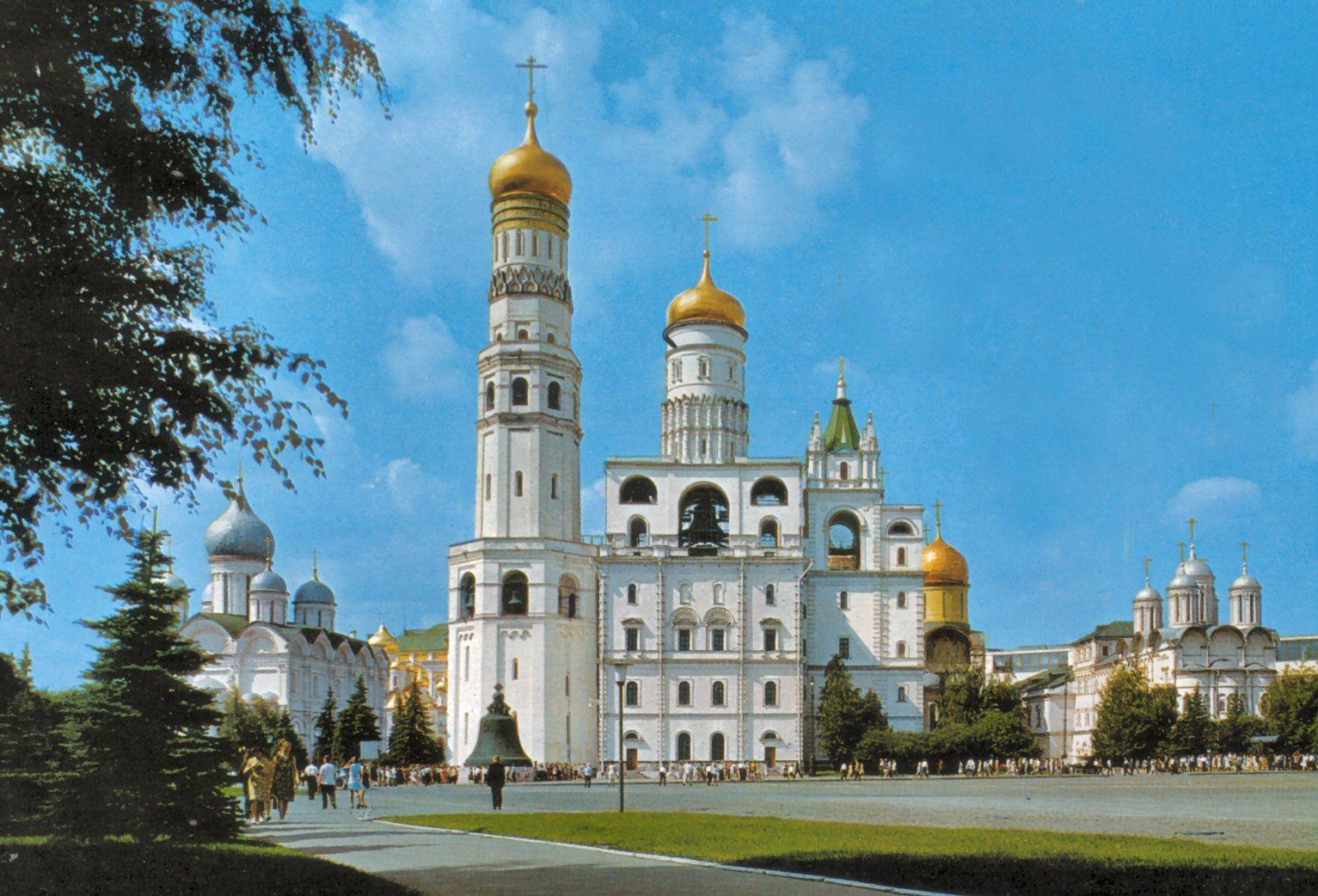 Колокольня Иван Великий (Москва)