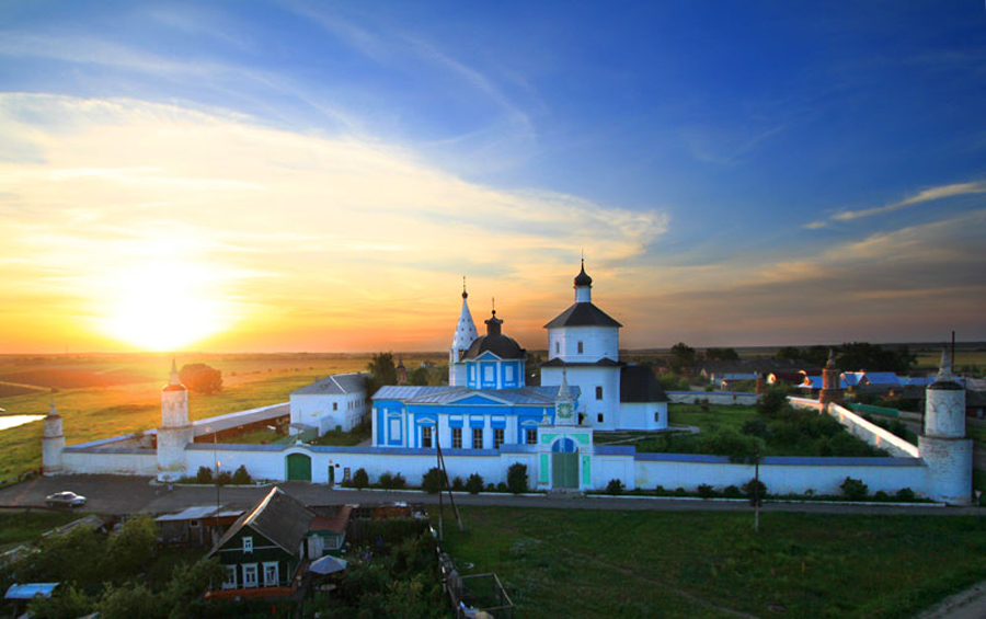 Новоголутвинский Свято-Троицкий монастырь (Коломна)