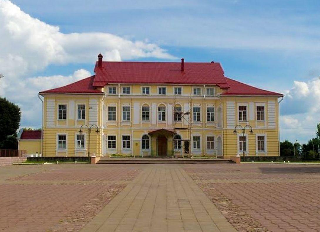Дворец архиерея Георгия Конисского (Могилёв)