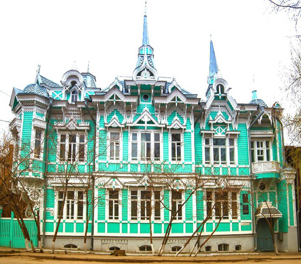 Дом архитектора С. В. Хомича (Томск)
