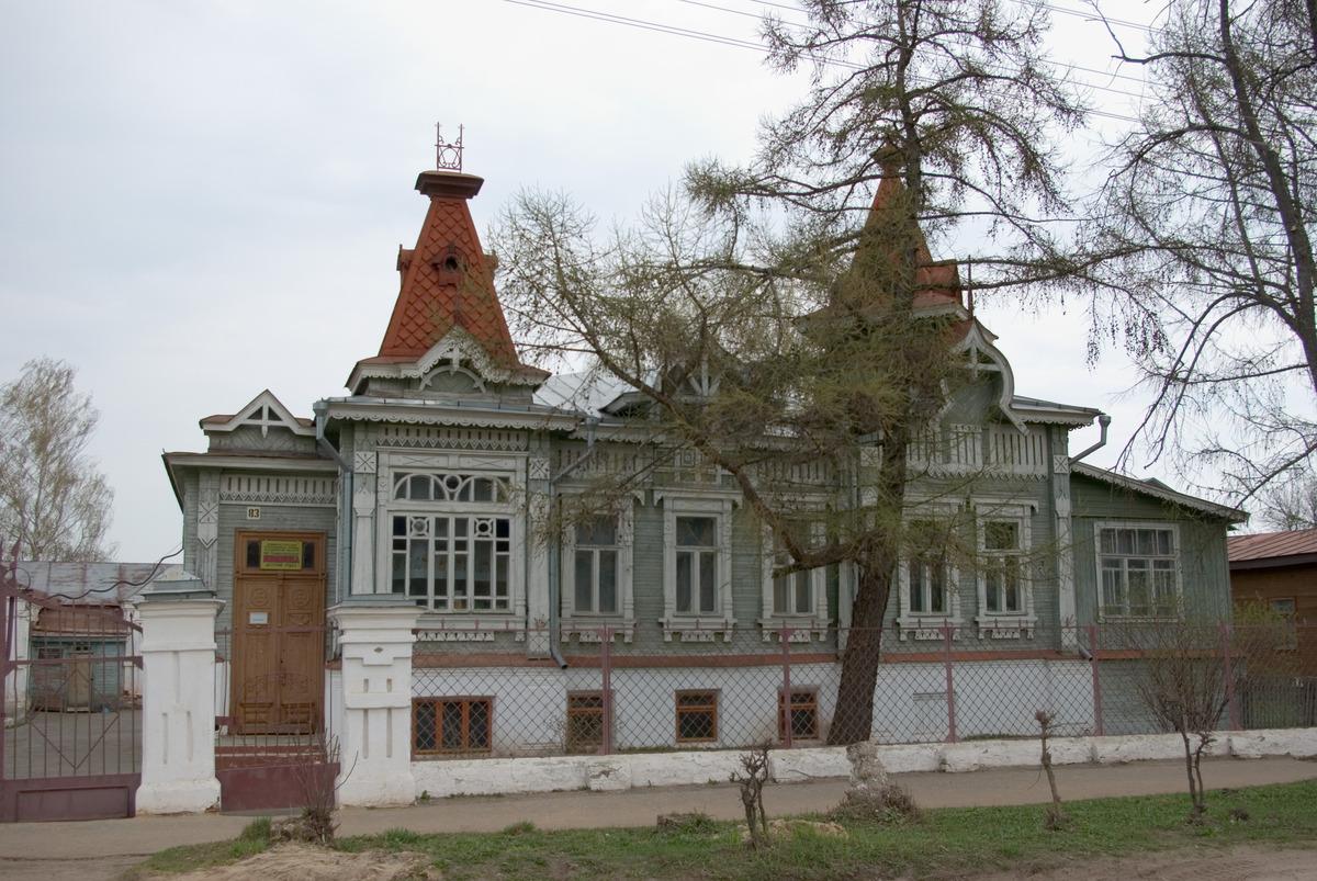 Дом военноначальника (Гороховец)