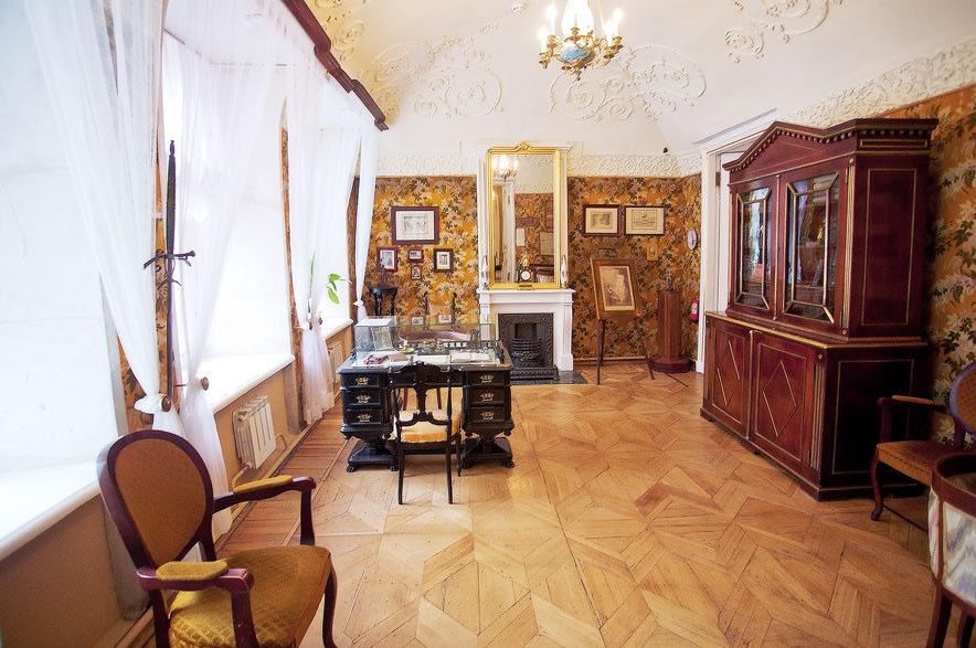 Дом-музей М. Н. Ермоловой (Москва)