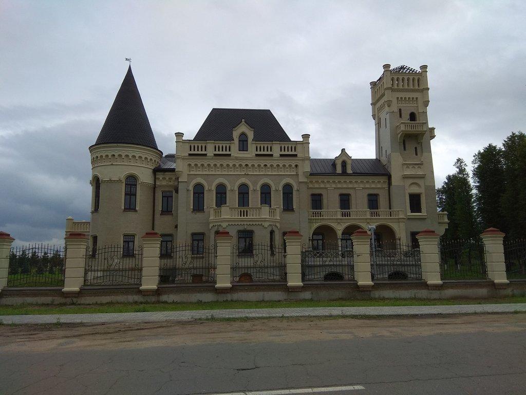 Дом купца Понизовкина (Ярославская область)