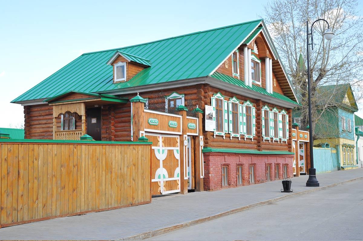Архитектурно-этнографический комплекс им.Каюма Насыри (Зеленодольск)