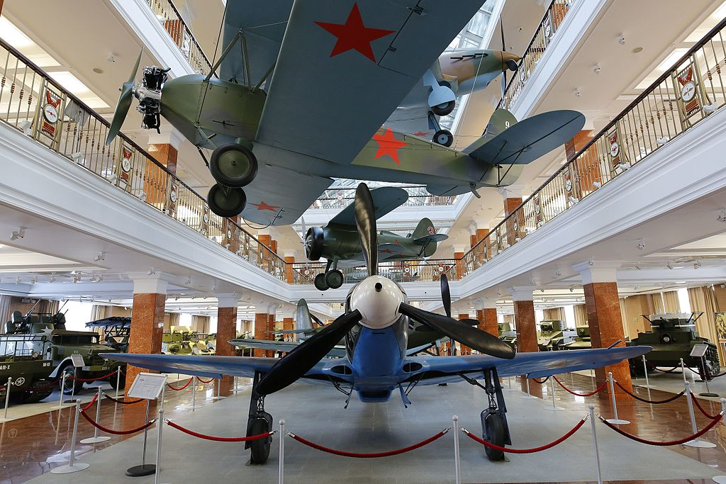 Музей военной техники УГМК (Верхняя Пышма)