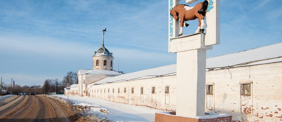 Племенной конный завод «Гаврилово-Посадский» (Ивановская область)