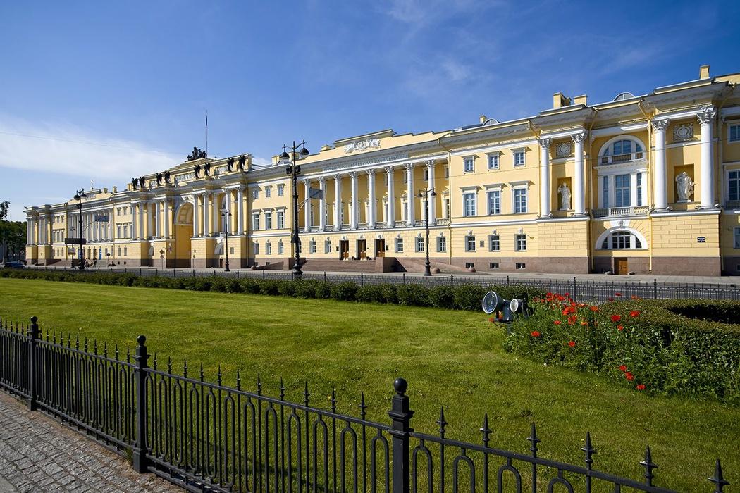 Здания Сената и Синода (Санкт-Петербург)