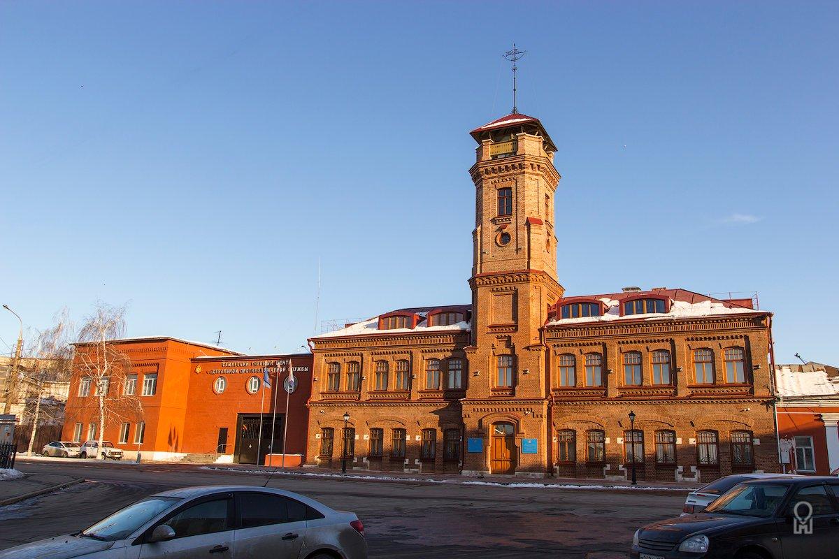 Музей пожарного дела (Казань)