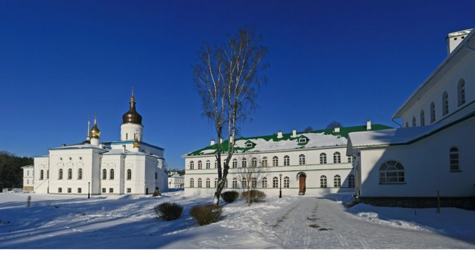Спасо-Елизаровский монастырь (Псковская область)