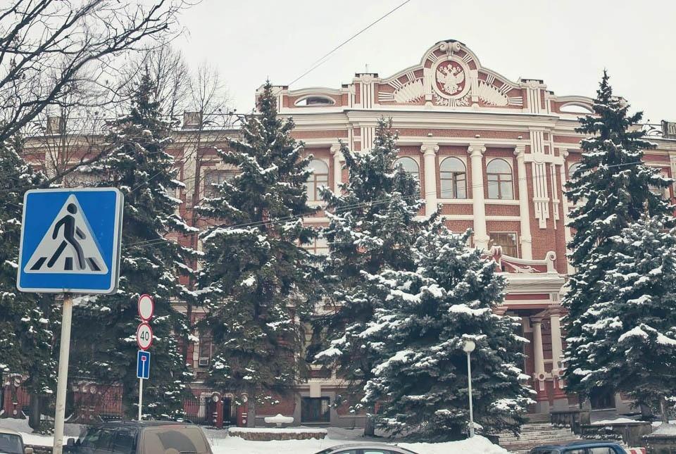 Бывшее Мариинское женское училище (Краснодар)