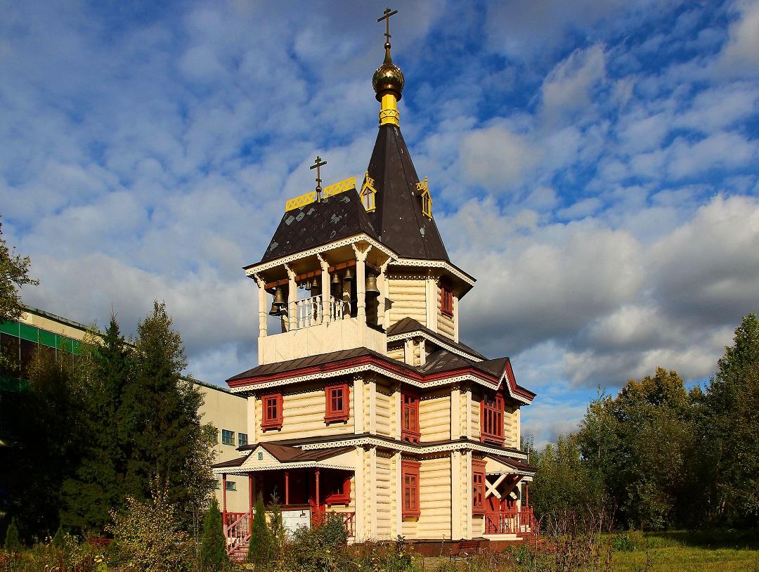 Церковь Сергия Радонежского (Долгопрудный)