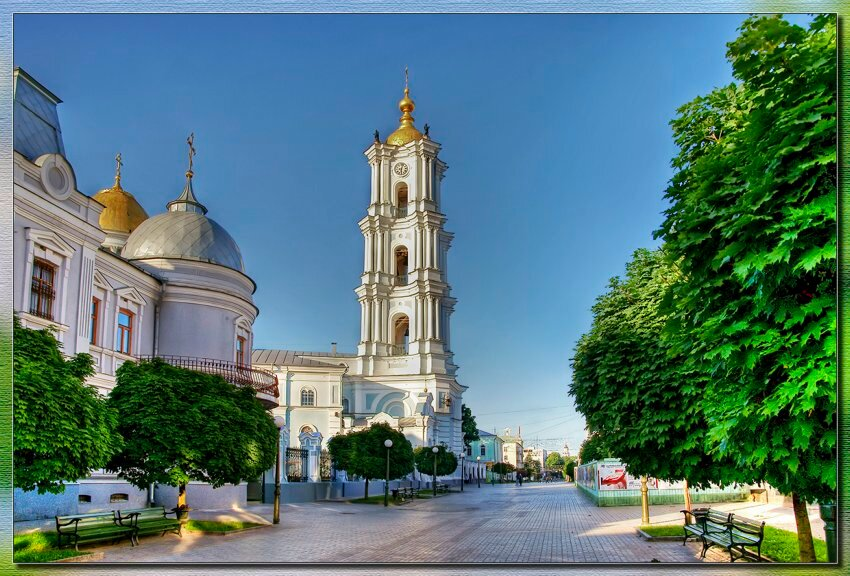 Спасо-Преображенский собор (Сумы)