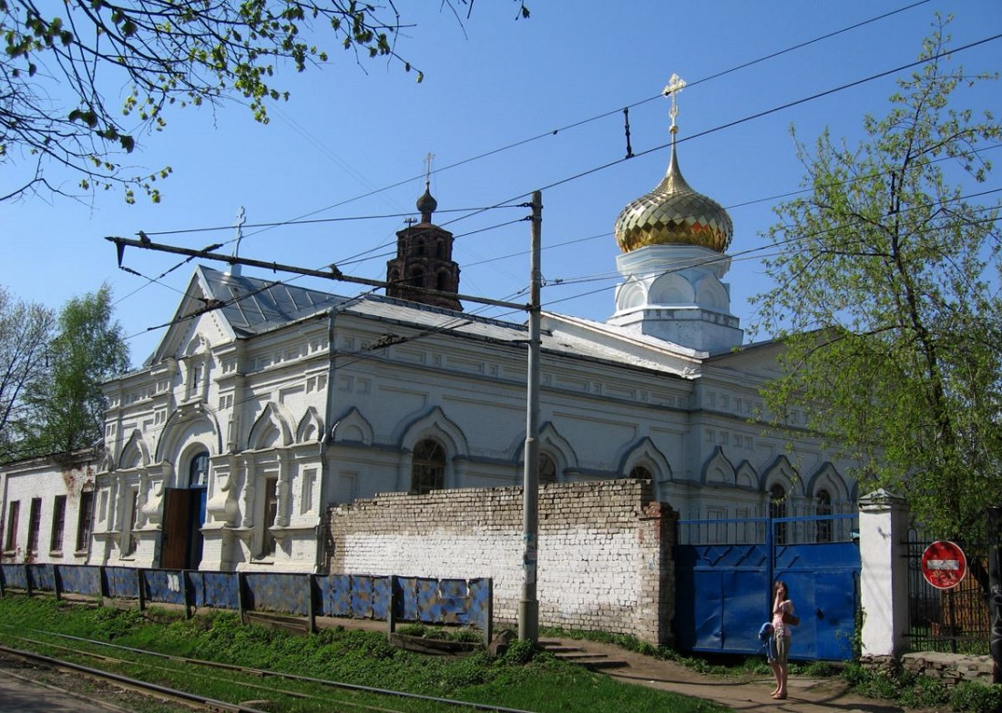 Церковь Никиты Мученика (Ярославль)