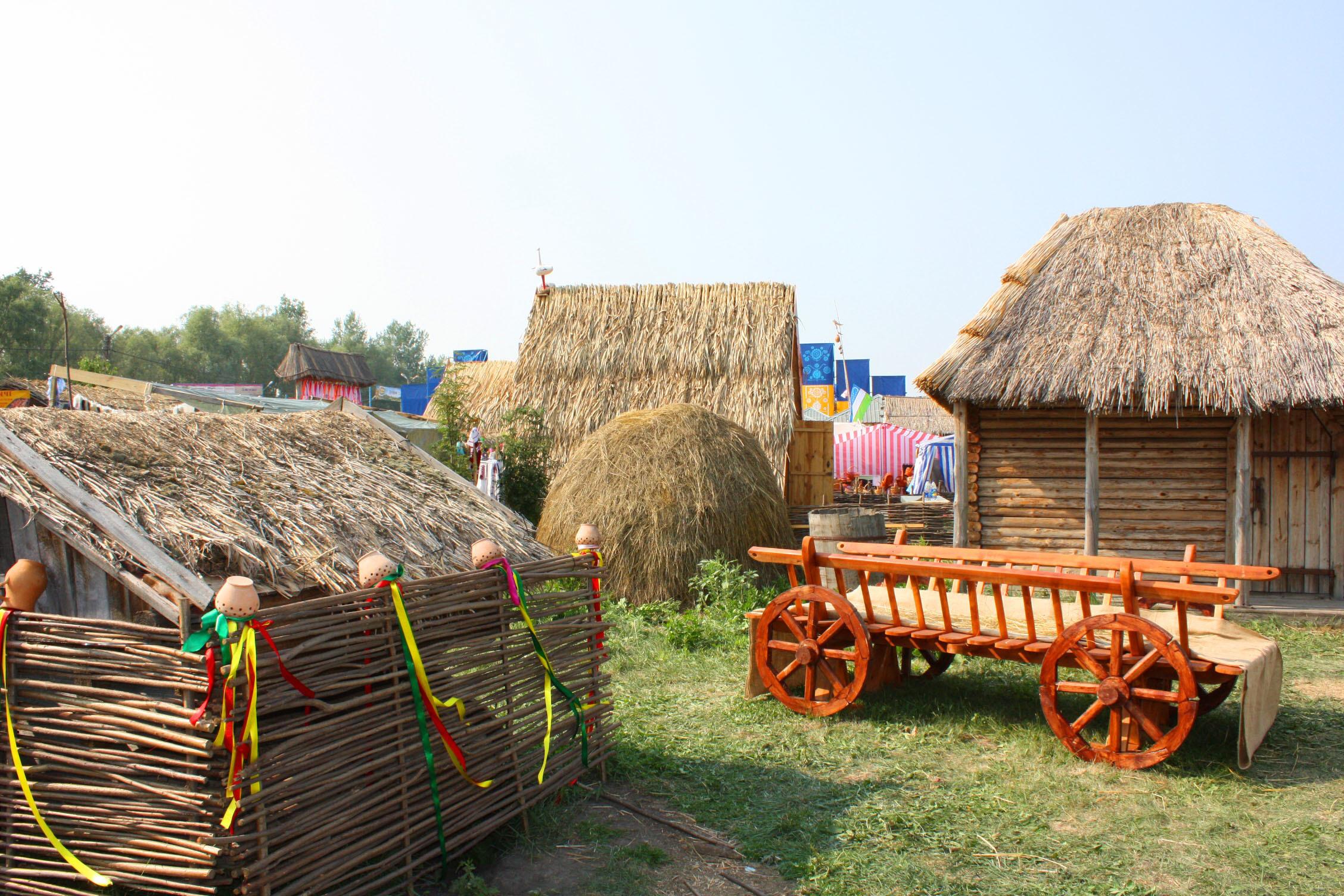 Поле Сорочинской ярмарки (Миргород)