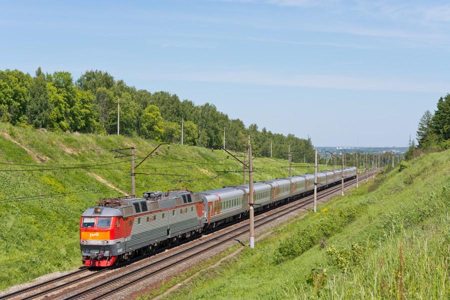 Железнодорожная станция «Тарусская» (Заокский)