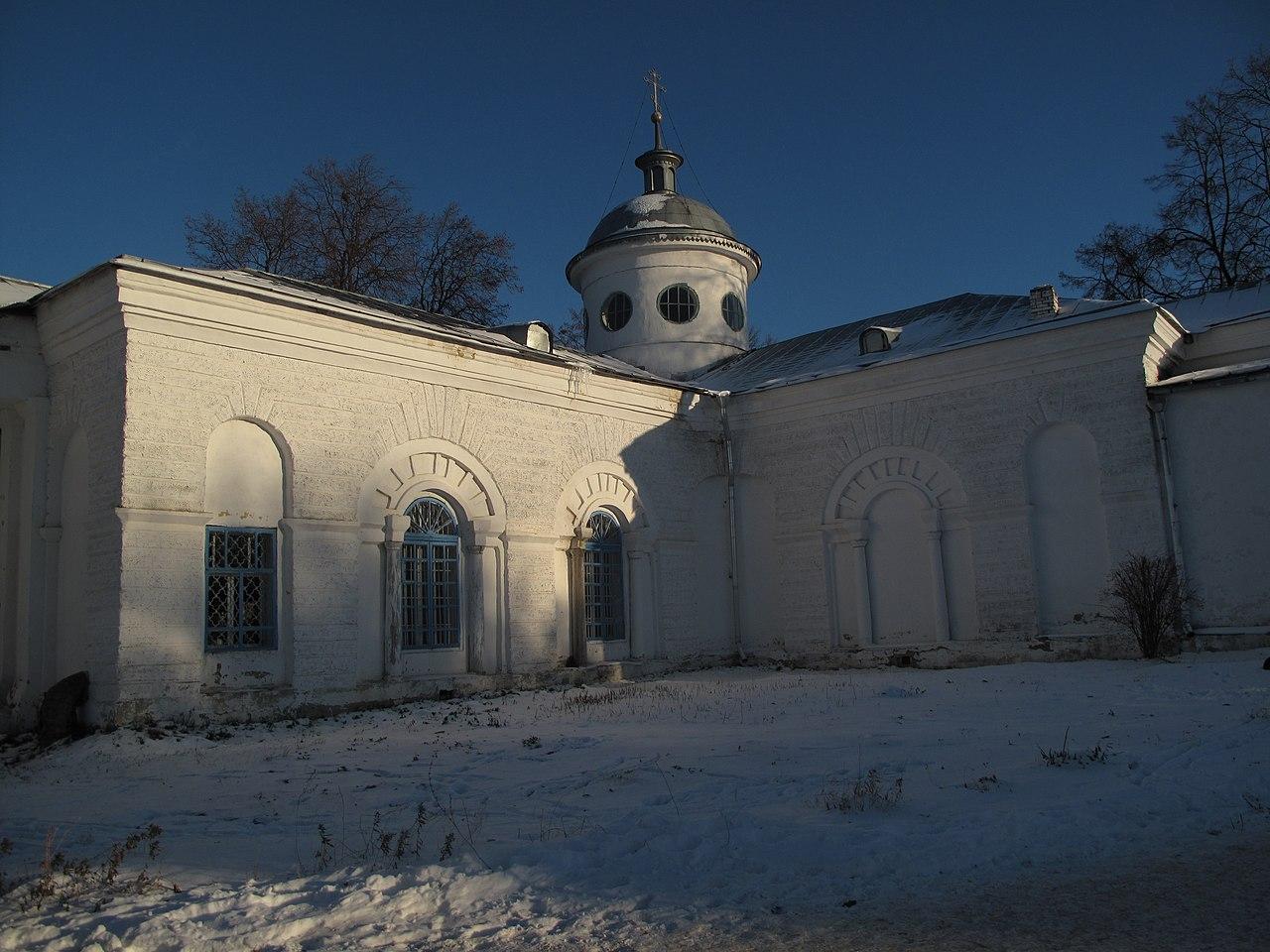 Георгиевская церковь (Лысково)