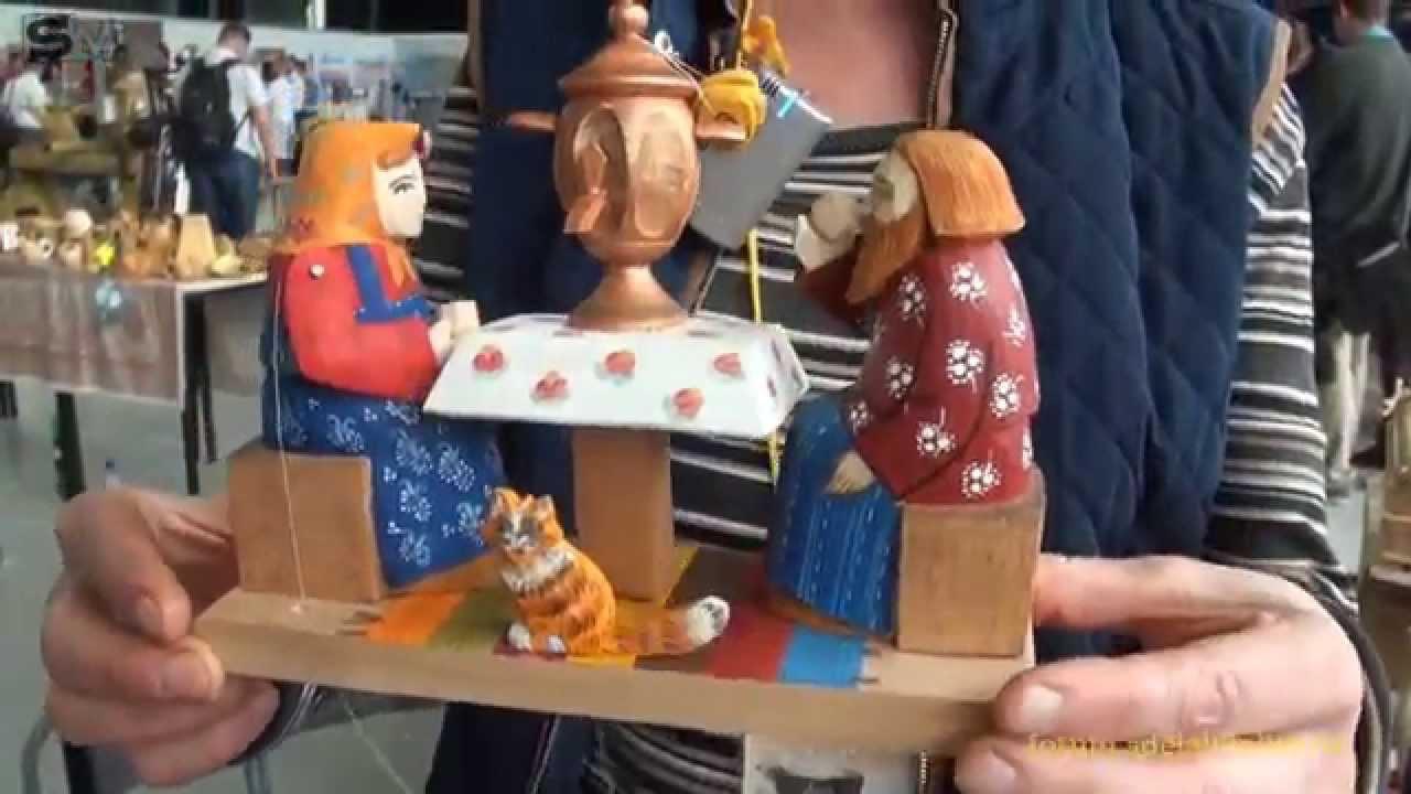 Музей Богородской деревянной игрушки (Сергиев Посад)