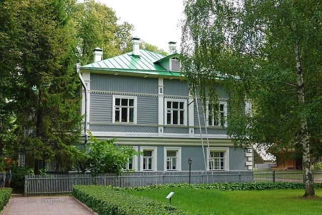 Дом-музей П. И. Чайковского (Клин)