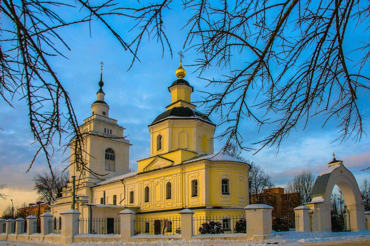 Покровская церковь (Руза)