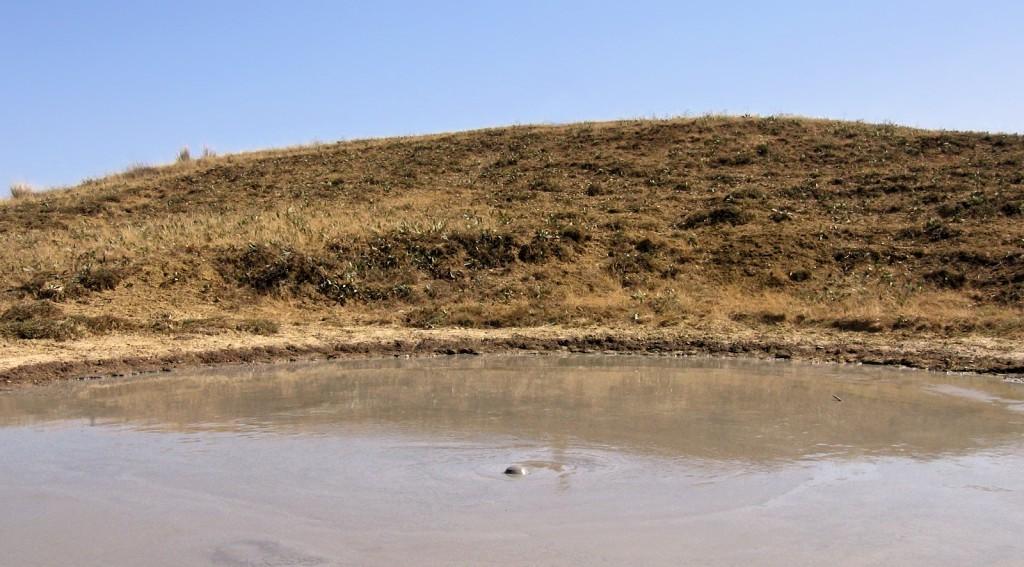 Вулкан Карабетова сопка (Тамань)