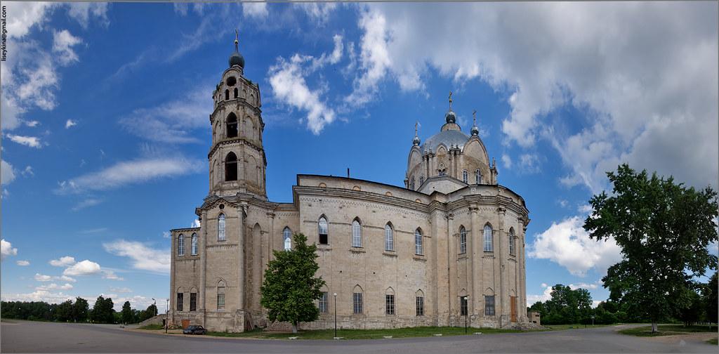 Троицкий собор (Гусь-Железный)