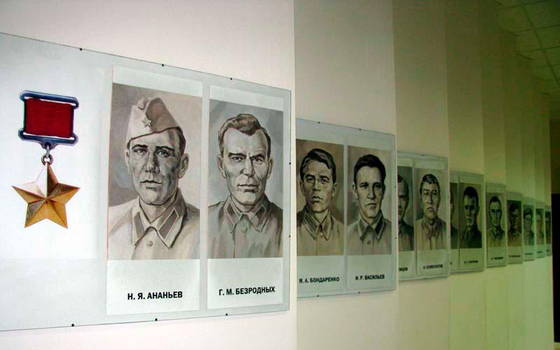 Музей подвига панфиловцев (Волоколамск)