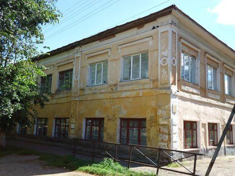 Дом Кальянова (Купеческий клуб) (Грязовец)