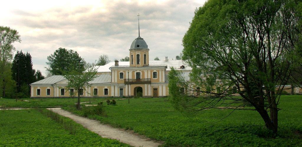 Усадьба «Андреевское» Воронцовых-Дашковых (Петушки)