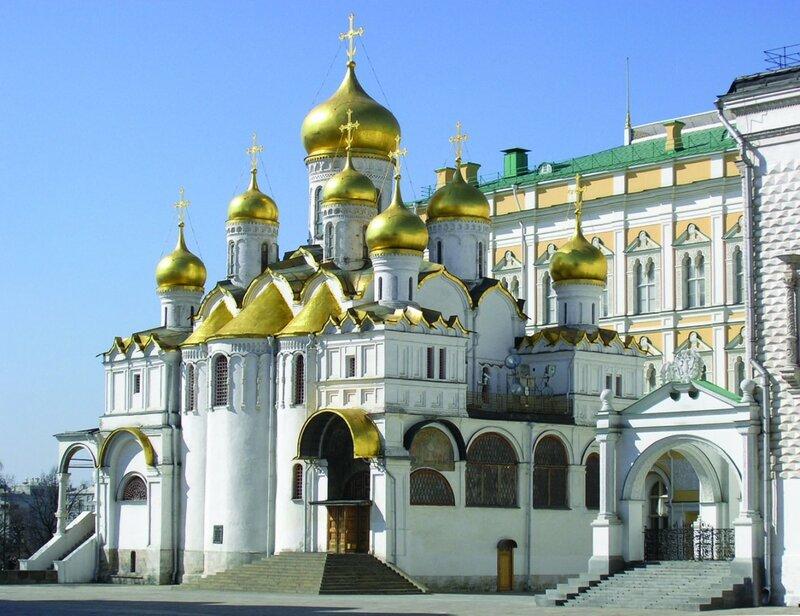 Благовещенский собор Московского кремля (Москва)