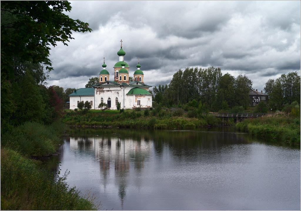 Смоленский собор (Олонец)