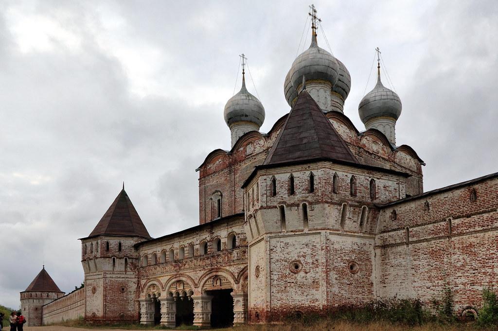 Ростовский Борисоглебский монастырь (Борисоглебский)