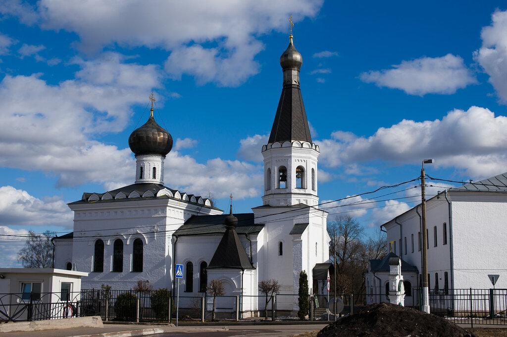 Церковь Тихона Задонского (Клин)