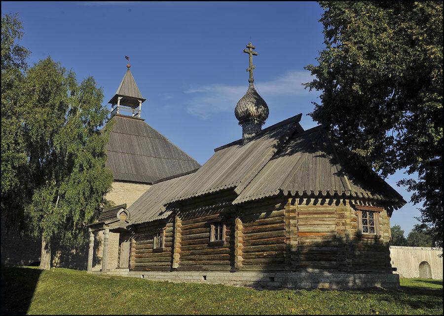Историко-архитектурный и археологический музей-заповедник (Старая Ладога)