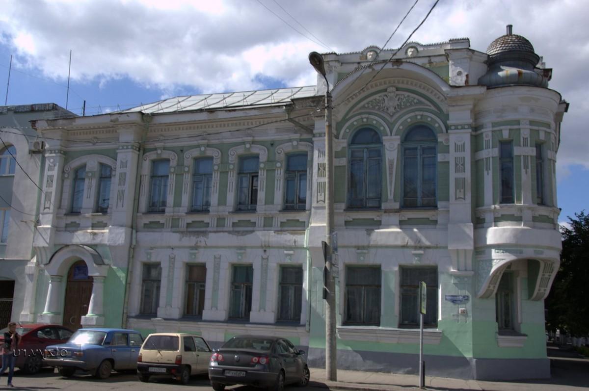 Дом купца Сыромятникова (Сызрань)