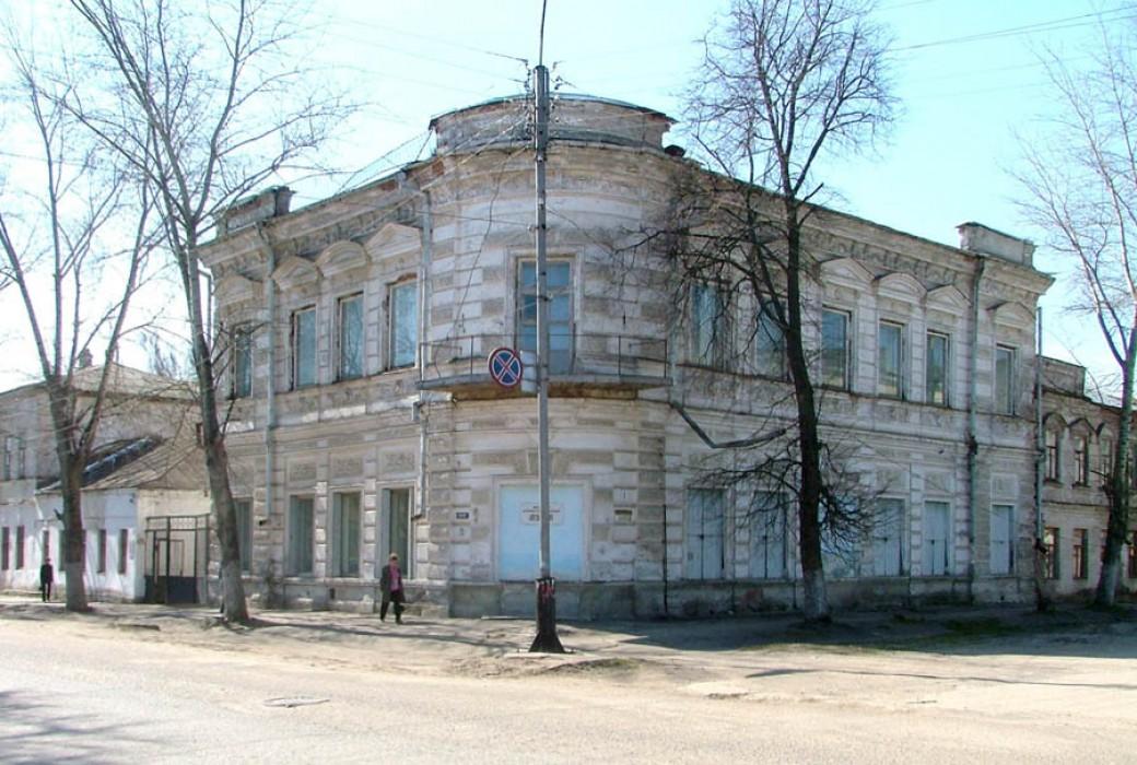 Краеведческий музей (Моршанск)