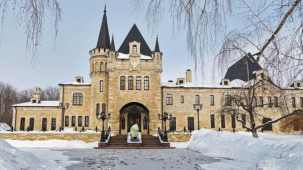 Бывшая усадьба графа А. И. Нелидова «Моква» (Курск)