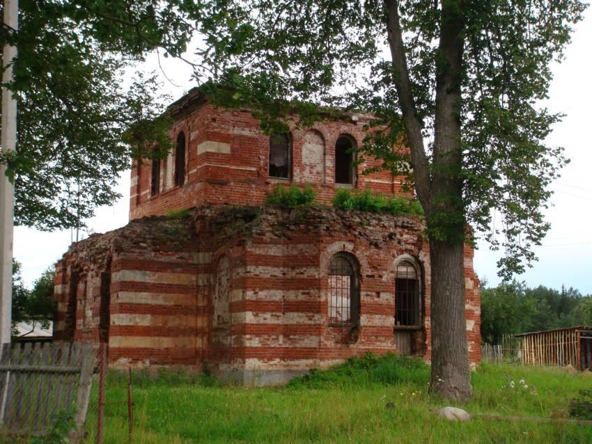 Ригодищенский Богородице-Рождественский монастырь (Бологое)