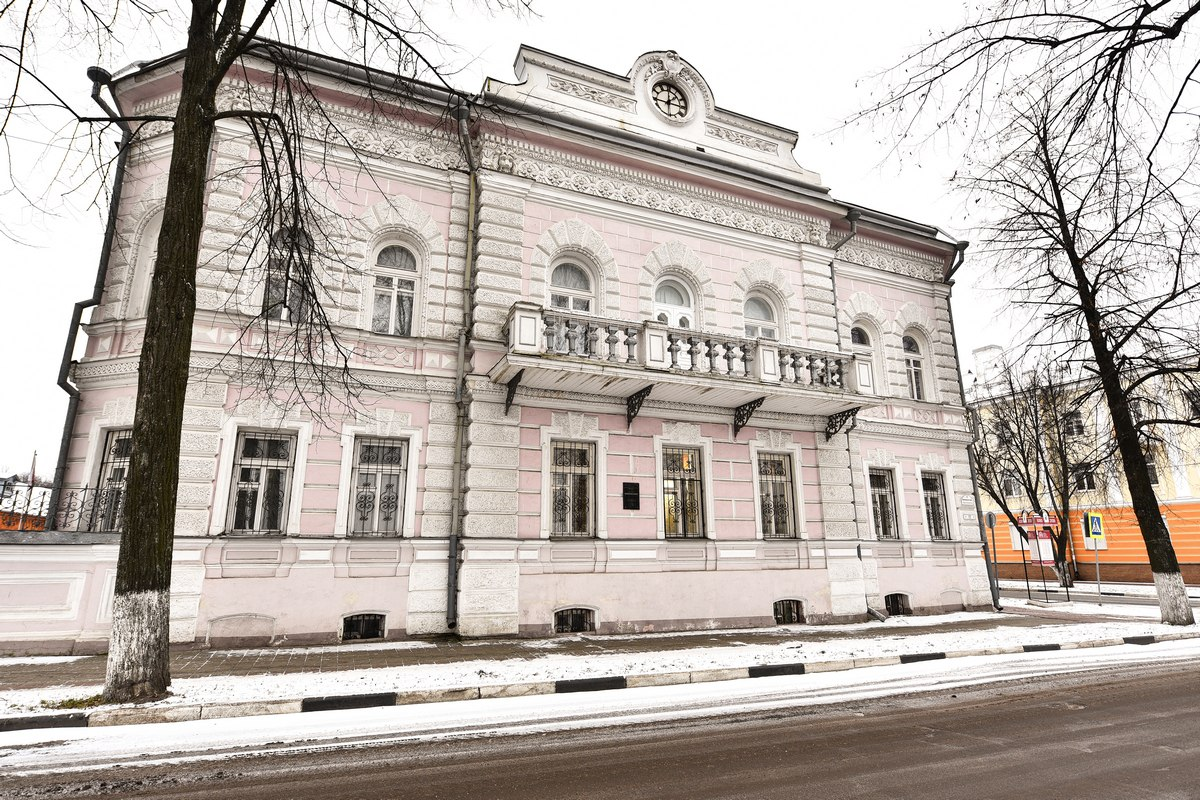 Музей истории города Ярославля (Ярославль)