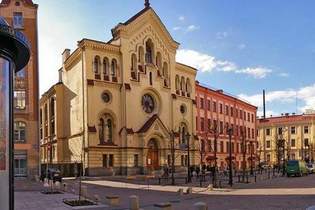 Шведская лютеранско-евангелическая церковь cв. Екатерины (Санкт-Петербург)