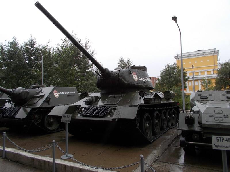 Музей боевой славы СибВО (Музей ОДОРА) (Чита)