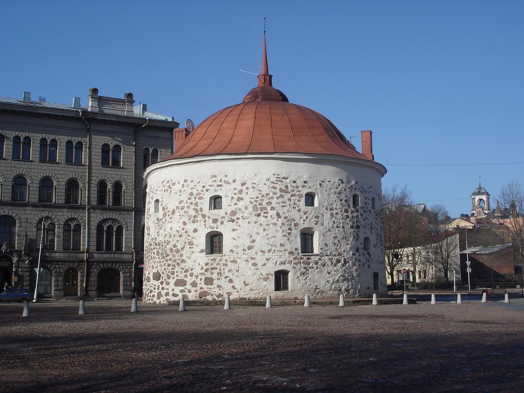 Круглая башня (Выборг)