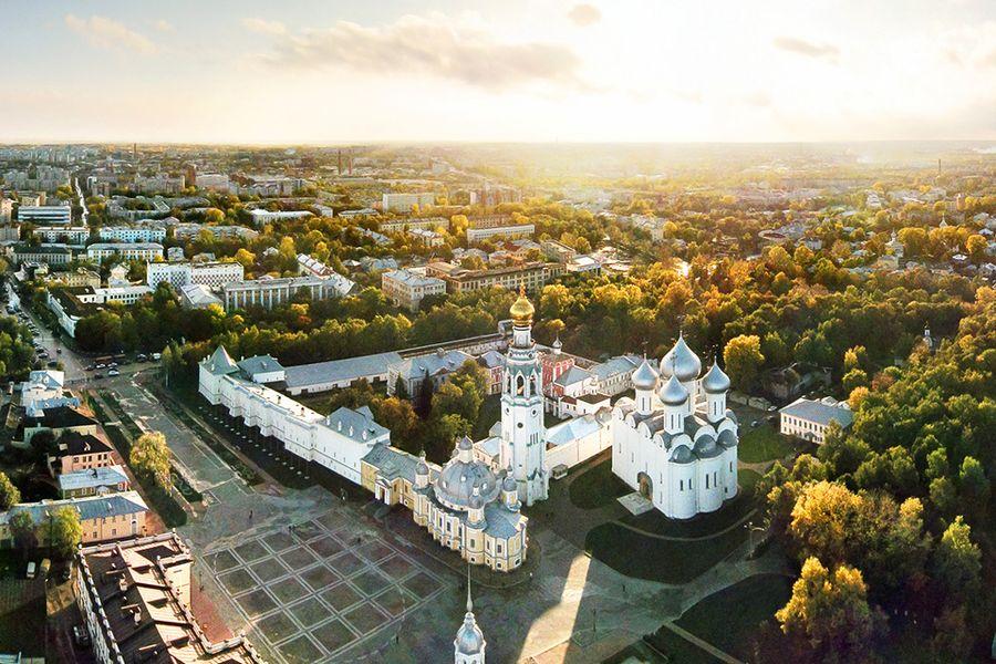 Вологодский Кремль (Вологда)