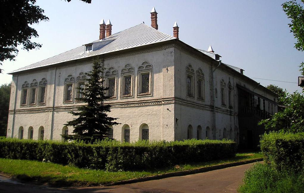 Музей древнерусского искусства «Митрополичьи палаты» (Ярославль)