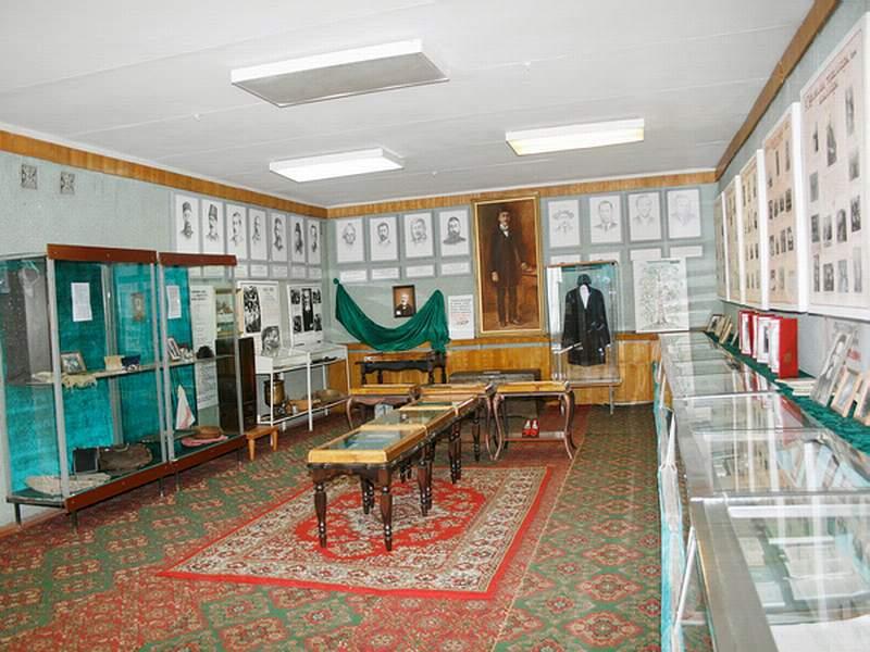 Музей Фатиха Карими (Альметьевск)