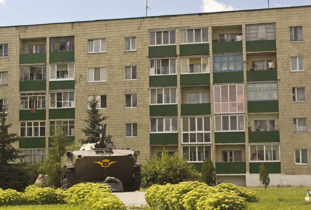 Памятник воинам-интернационалистам (Мядель)