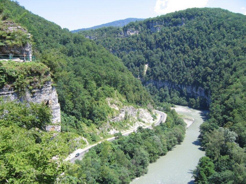 Ахштырская пещера (Адлер)