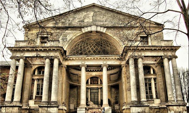 Дом Пьера Безухова (Усадьба Разумовского) (Москва)