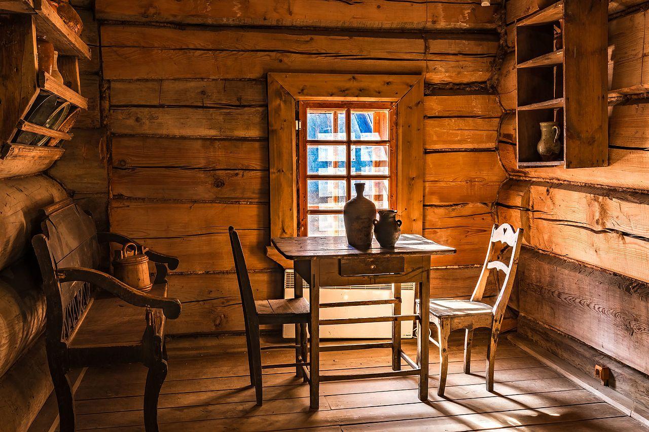 Музей деревянного зодчества (Истра)